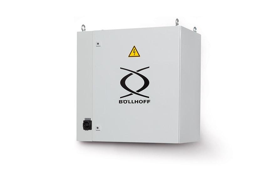 RIVTAC®高速连接——动力和控制单元