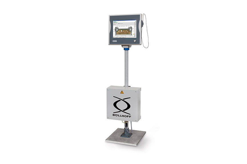 RIVTAC®高速连接——可视化装置