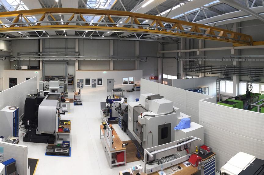 奥地利Böllhoff Elasmo系统有限责任公司自有工具制造一览